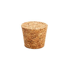 Large Cork Pack of 4 Natural (43Dx33Bx35mmH)