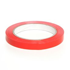 Adhesive Tapes - PVC Bunching tape (12mm X 66m) Red