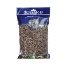 Spanish Moss - Spanish Moss Preserved Natural (110gm Bag)