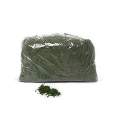 Natural Moss - Preserved Artificial Moss Green (500gm Bag)