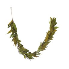 Natural Leaf Garland Green (120cm)