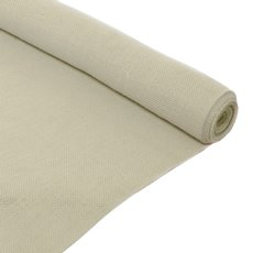 Natural Hessian Jute Wrap - Jute Roll Cream (50cmx5m)