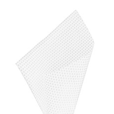 17gsm White Tissue Paper Small Dots 100Pack White (50x70cm)