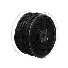 Twisted Paper Cord Black (4mmx50m)