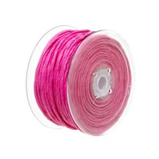 Paper String & Twist - Twisted Paper Cord Hot Pink (4mmx50m)