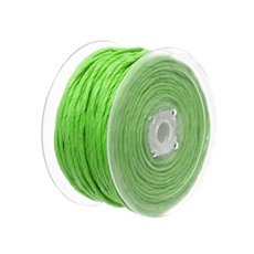Paper String & Twist - Twisted Paper Cord Lime (4mmx50m)