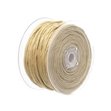 Twisted Paper Cord Natural (4mmx50m)