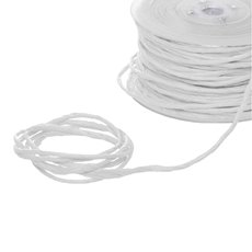 Twisted Paper Cord White (4mmx50m)