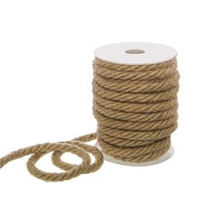 Natural Jute Rope (10mmx10m)