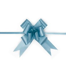 Pull Bows - Ribbon Pull Bow Royal Blue (32mmx53cm) Pack 25