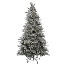 Iceland Pine Christmas Tree with Stand White (180cmH)