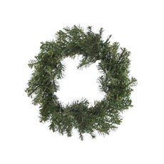 Christmas Wreath - Normandy Pine Christmas Wreath Green (50cm)