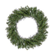 Normandy Pine Christmas Wreath Green (60cm)
