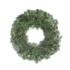 Normandy Pine Christmas Wreath Green (70cm)