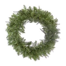 Needle Pine Christmas Wreath Green (60cm)