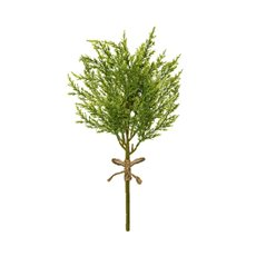 Christmas Flowers - Christmas Bunch Cypress Pine 3PC Green (38cm)