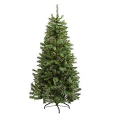 Artificial Christmas Trees - Aspen Pine Christmas Tree Green (180cmH)