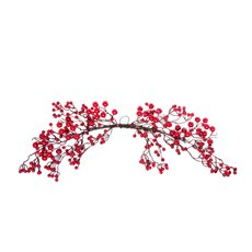 Luscious Large Berry Swag Red (60cm)