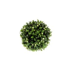 Mistletoe Ball Green (15cmD)