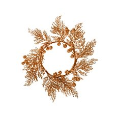 Fern Berry Wreath Copper (45cm)