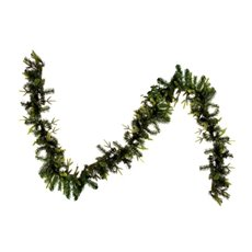 Hunter Needle Pine Garland Green (270cm)