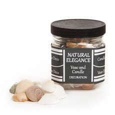 Shells Assorted Natural (340gm Jar)