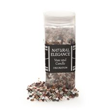 Pebbles Natural Assorted 830g Jar (3-6mm)