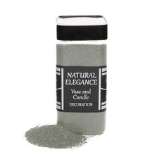 Coloured Sand - Sand Natural Coarse Grey Green 760gm Jar