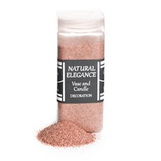 Coloured Sand - Sand Natural Coarse Peach (760g Jar)