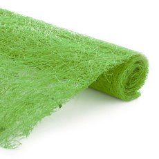 Soft Sisal Roll Lime (50cmx2m)