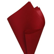 Regal Pearl Wrap Solid - Cello Regal Pro 65mic Burgundy (50x70cm) Pack 100