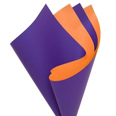Cello Regal DUO 60mic 100 Sheets Violet Orange (50x70cm)