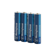 Battery AAA Alkaline 4 Pack