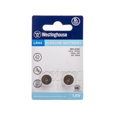LED Accessories - Battery 1.5V Button Cell LR44 Alkaline Pack 2