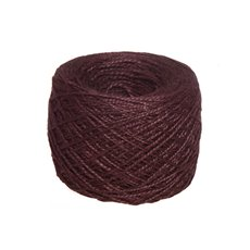 Natural Jute String 300g Chocolate (270m)