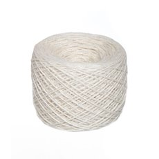 Jute String & Rope - Natural Jute String 300g Cream White (270m)