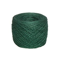 Jute String & Rope - Natural Jute String 300g Moss (270m)
