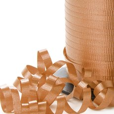 Curling Ribbons - Ribbon Curling Antique Gold  (5mmx450m)