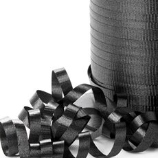 Curling Ribbons - Ribbon Curling Black (5mmx450m)