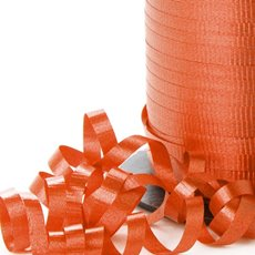 Ribbon Curling Bright Orange (5mmx450m)