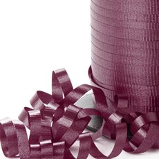 Curling Ribbons - Ribbon Curling Burgundy (5mmx450m)