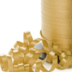 Curling Ribbons - Ribbon Curling Gold (5mmx450m)
