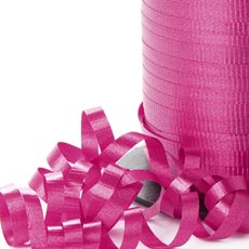 Curling Ribbons - Ribbon Curling Hot Pink (5mmx450m)