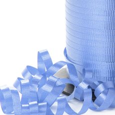 Curling Ribbons - Ribbon Curling Light Blue (5mmx450m)