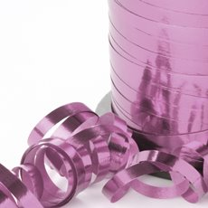 Curling Ribbons - Ribbon Curling Metallic Pink (5mmx450m)
