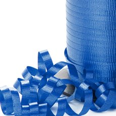 Ribbon Curling Royal Blue (5mmx450m)