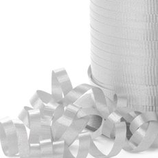 Curling Ribbons - Ribbon Curling Silver (5mmx450m)