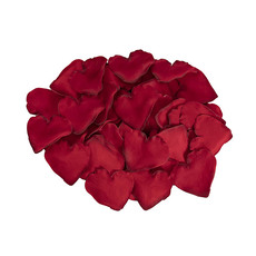 Rose Petals Dark Red 120PC Bag