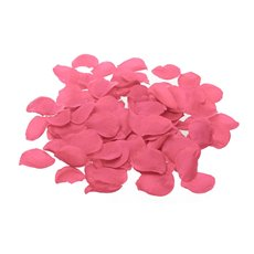 Rose Petals Hot Pink 120PC Bag