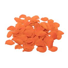 Rose Petals - Rose Petals Orange 120PC Bag